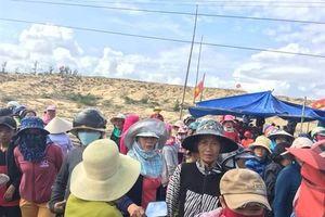 Bình Định: Chỉ đạo làm rõ trách nhiệm vụ dân phản đối dự án điện mặt trời