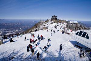 Trượt tuyết ở Hàn Quốc, hơn cả một trải nghiệm