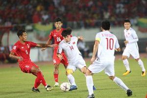Tin AFF Cup 2018 ngày 21.11: CĐV tấn công Facebook trọng tài Thái Lan; Quang Hải tiếc nuối sau trận hòa Myanmar