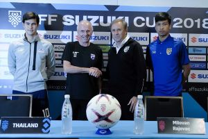 HLV Eriksson hy vọng Philippines tạo bất ngờ trước Thái Lan