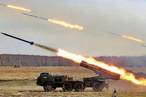 Lốc xoáy Tornado-S: Bão lửa khủng khiếp nhất của Nga