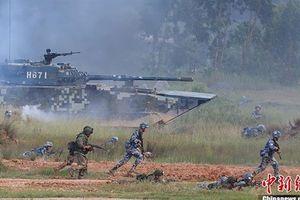 NATO tự dâng bản đồ chiến lược cho Trung Quốc?