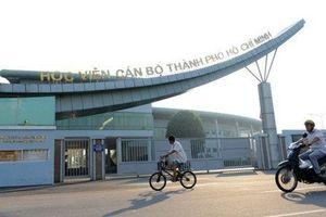 Đấu thầu KTX Học viện Cán bộ TP.HCM: 'Dấu hiệu thông đồng'
