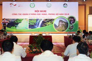 Tăng cường công tác quản lý rừng đặc dụng, phòng hộ