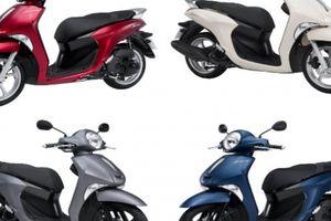 Yamaha Janus tung loạt màu mới, quyết đấu Honda Vision