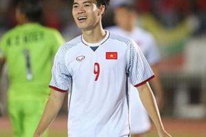 Mất bàn thắng oan uổng, Văn Toàn 'mắng yêu' trọng tài Thái Lan