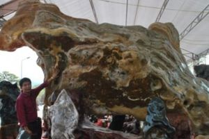 Bộ sưu tập đá quý độc, lạ giá hàng trăm tỷ chưa từng xuất hiện ở VN