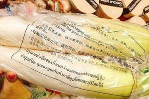 Bỏ 10 triệu đồng mua củ cải khủng: Vợ đảm chế đủ món ăn cho cả nhà