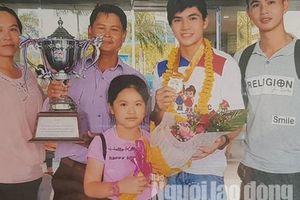 Gia đình khẳng định nhà vô địch boxing nữ châu Á 2018 Đổ Hồng Ngọc là nữ