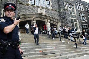 Cảnh sát học đường - Giải pháp bảo đảm an toàn cho học sinh