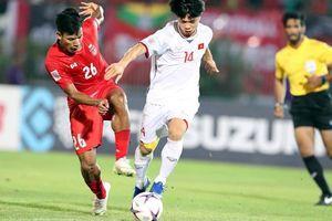 Lượt trận thứ 3 AFF Suzuki Cup 2018 (MYANMAR 0- 0 VIỆT NAM): Thừa quyết liệt, thiếu bàn thắng