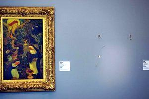 Tác phẩm của Picasso ở Romania là giả mạo