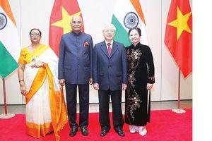 Đưa kim ngạch thương mại Việt Nam - Ấn Độ lên 15 tỷ USD