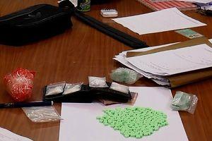 Bắt hai đối tượng 'phân phối' ma túy tại Đà Nẵng