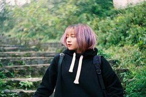 Em gái MC Hoàng Linh và niềm đam mê cực dị đến từ mái tóc