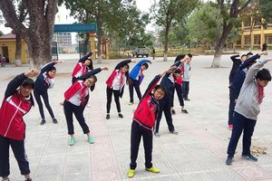 Có thể tổ chức dạy học môn Thể dục theo nhóm sức khỏe của học sinh