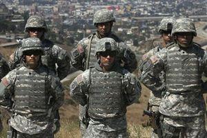 Lý giải việc Mỹ rút quân khỏi biên giới Mexico