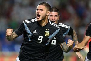 Icardi và Dybala giúp Argentina đánh bại Mexico