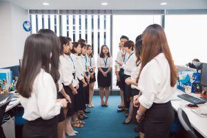 Công thức tuyển dụng thành công nhân viên sales