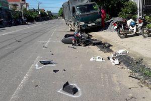 Tai nạn liên hoàn, 1 người chết, 2 người bị thương