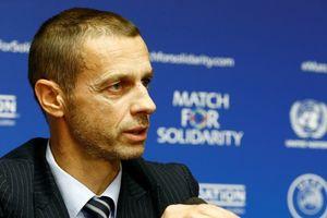 Chủ tịch UEFA: 'Giải đấu ly khai là chuyện hư cấu'