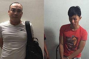 Cảnh sát bao vây chung cư bắt đầu nậu ma túy ở Sài Gòn
