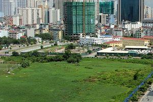 Hà Nội phê duyệt 25 dự án sử dụng đất lựa chọn nhà đầu tư