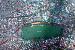 Bộ VHTT&DL lên tiếng về vị trí đặt ga ngầm C9 tại hồ Hoàn Kiếm