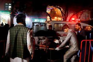 Ít nhất 50 người thiệt mạng trong vụ đánh bom tự sát ở thủ đô Afghanistan