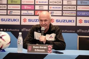 HLV Eriksson của Philippines 'đe đọa' tuyển Thái Lan