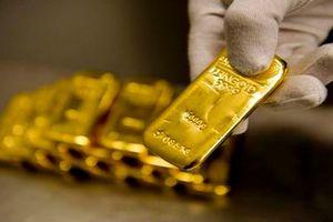Giá vàng trong nước giảm 60 nghìn đồng/lượng