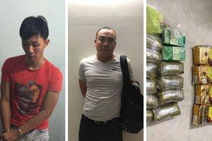 TP.HCM: Khởi tố 2 'đầu nậu', thu giữ gần 40kg ma túy