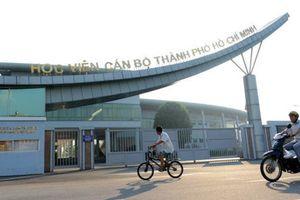 Gói thầu hàng trăm tỷ tại Học viện Cán bộ TP.HCM có dấu hiệu sai phạm