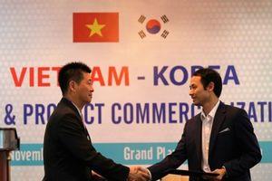 Việt - Hàn thúc đẩy hợp tác và chuyển giao công nghệ, kỹ thuật mới