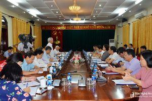 Hội đồng Lý luận Trung ương: Nghệ An cần có giải pháp đột phá về kinh tế