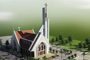 Khánh thành nhà thờ giáo họ Tân Thành