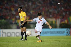 FOX Sports chấm Quang Hải xuất sắc nhất trận Myanmar vs Việt Nam