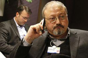 Lộ đoạn băng ghi âm vụ sát hại nhà báo Khashoggi