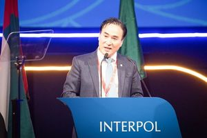 Phát biểu đầu tiên của Tân Chủ tịch Interpol