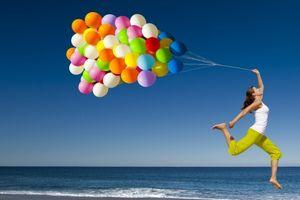 Bạn tồn tại không phải để gây ấn tượng với thế giới mà là để sống hạnh phúc