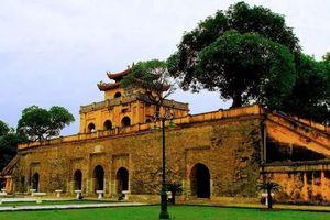 Hoàng thành Thăng Long- hoài niệm về một Hà Nội xưa cũ
