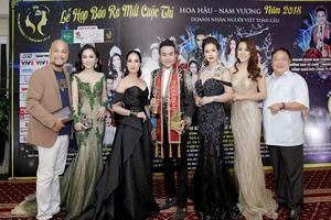 Cuộc thi Hoa hậu & Nam vương Doanh nhân người Việt Toàn cầu 2018 sẽ khởi tranh tại Hàn Quốc