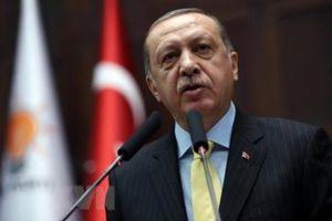 Lạm phát hủy hoại nền kinh tế Thổ Nhĩ Kỳ
