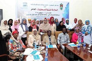 Huấn luyện an toàn cho các nữ nhà báo ở Bắc Sudan