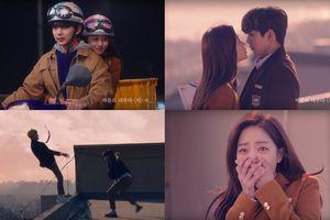 Teaser 'My Strange Hero': Vì một nam sinh tự tử, mối tình học trò của Yoo Seung Ho và Jo Bo Ah kết thúc