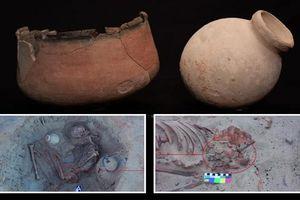 Phát hiện xương người phụ nữ Ai Cập cổ đại đang mang thai sau 3.700 năm
