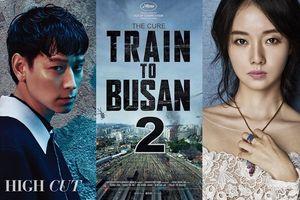 Kang Dong Won xác nhận thay thế Gong Yoo tham gia 'Train to Busan 2', đóng cùng Lee Jung Hyun