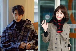 Nam Joo Hyuk tiết lộ rằng hạnh phúc khi làm việc cùng 'noona' Han Ji Min trong 'Dazzling'