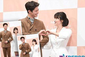 Song Hye Kyo đã ăn kiêng khi diễn chung với Park Bo Gum trong 'Encounter', không cảm thấy chênh lệch tuổi tác là một gánh nặng