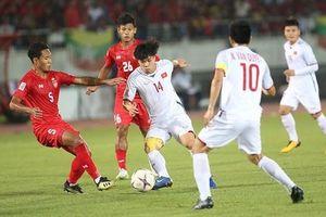 Tại sao tuyển Việt Nam lại tiếp đón Campuchia trên sân Hàng Đẫy?